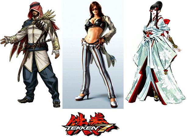 Tekken7NewCharacters1